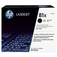 Hewlett Packard TONER CARTRIDGE 81X