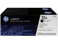 Hewlett Packard Q2612AD HP Toner Cartridge 12A