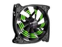 Sharkoon SHARK BLADES GREEN CASEFAN