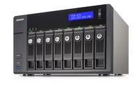 QNAP TVS-871-I3-4G 8BAY 3.5 GHZ DC