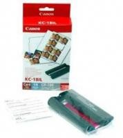 Canon KC-18IL INK AND PAPER SET