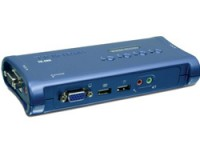 Trendnet 4 PORT USB KVM SWITCH KIT