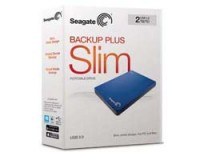 Seagate BACKUP PLUS PORTABLE 2TB black