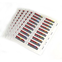Quantum LTO-6 BAR CODE LABELS