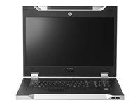 Hewlett Packard HP LCD 8500 1U CONSOLE INTL KI