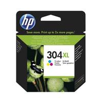 Hewlett Packard INK CARTRIDGE NO 304XL TRI-COL