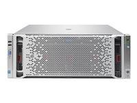 Hewlett Packard DL580 G9 E7-4850V3 4P 128GB SV