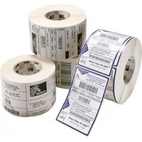 Zebra Z-Select 2000T, Etikettenrolle, Normalpapier, 101,6x101,6mm, 9 S