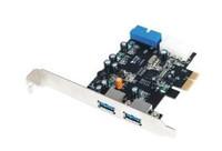 Mcab PCIe USB 3.0 - 2+2 Port