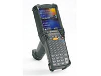 Zebra MC9200 Standard, 2D, LR, BT, WLAN, Gun, Disp., WEC 7