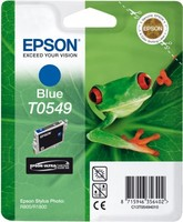 Epson T0549 BLUE CARTRIDGE