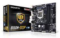 GigaByte GA-B150M-DS3P S1151 B150 MATX