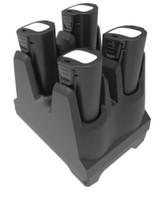 Zebra Batterieladestation, 4-Fach