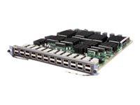 Hewlett Packard FF 12900 24P 40GBE QSFP+ FE MO