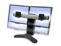 Ergotron 33-299-195 LX Dual Display