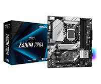 Asrock Z490M PRO4 LGA1200 4 DDR4