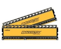 Crucial 16GB KIT (8GBX2) DDR3 1866 MT