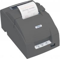 Epson TM-U220B, RS232, Cutter, schwarz