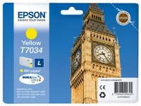 Epson INK CARTRIDGE L YELLOW 0.8K