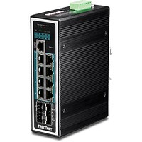 Trendnet 12PORT HARDENED INDUST GIGABIT