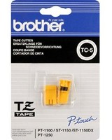 Brother TC5 REPLACEM BLADE F/ P-TOUCH