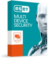 ESET Multi Device Security 3User 2Year New Security-Suite Antivirus Antispyware Antispam Firewall Cl