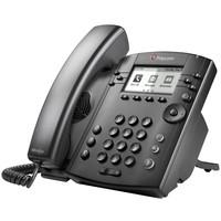 Polycom VVX 301 SKYPE F/BUSINESS 6-LIN