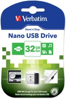 Verbatim NANO USB 32 GB STORE N STAY