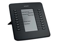 Snom Keypad D7 black