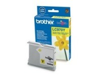 Brother LC-970Y INK CARTRIDGE YELLOW