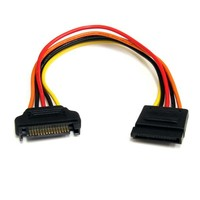 StarTech.com 8IN 15PIN SATA POWER EXT CABLE