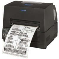 Citizen CL-S6621, 8 Punkte/mm (203dpi), Peeler, ZPLII, Datamax, Multi-