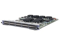 Hewlett Packard HP FF 12500 40P 1/10GBE SFP+