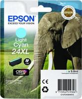 Epson 24XL SERIES ELEPHANT LIGHT CYA