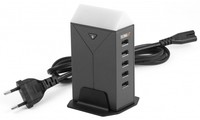 Technaxx 5-PORT USB