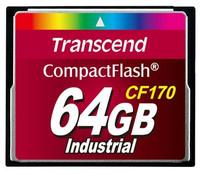 Transcend 64GB CF CARD (CF170)