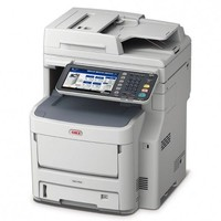 OKI MC770DNFAX 4IN1 COLOR A4 34 PP