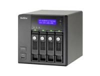 QNAP 4 BAY 12-CH HDMI 2X GBE