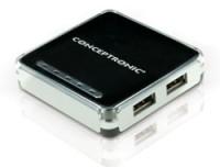 Conceptronic 4 PORTS POWERED USB HUB