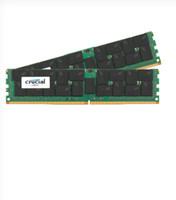 Crucial 128GB KIT(64GBX2)DDR4 2400 MT