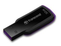 Transcend JetFlash 360 32GB black/purple