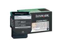 Lexmark RET. PROGR. TONER CARTR. BLACK