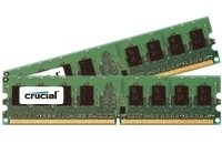 Crucial 8GB KIT (4GBX2) DDR2 667MHZ