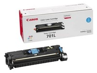 Canon CARTRIDGE CYAN 701L