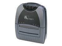 Zebra P4T, Dual-IF, 8 Punkte/mm (203dpi), Display, EPL, EPLII, ZPL, CP