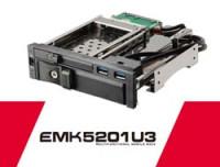 Enermax 5.25IN MOBILE RACK 1X 3.5IN HD
