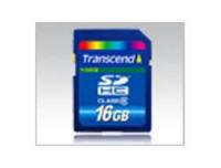 Transcend SDHC Card 16GB (Class 6) MLC