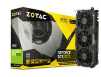 ZOTAC GF GTX 1070 AMP EXTR 8GB GDDR5