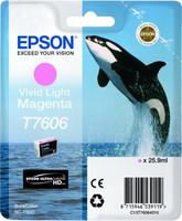 Epson T7606 VIVID LIGHT MAGENTA