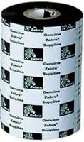 Zebra ZipShip 3400, Thermotransferband, Wachs/Harz, 40mm, 6 Stück